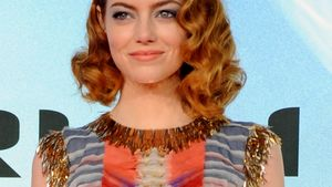 "Emma Stone bei der ""Amazing Spiderman 2""-Premiere in Berlin"