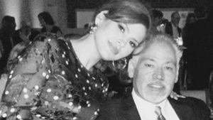 Eva Mendes mit ihrem älteren Bruder Carlos Mendez