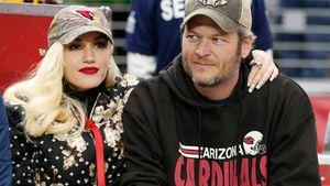 Gwen Stefani und Blake Shelton bei sportlichem Date