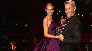 Heidi Klum bekommt den Fashion-Bambi