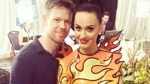 Jake Bailey und Katy Perry