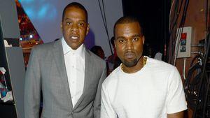 Jay Z und Kanye West