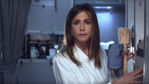 Jennifer Aniston fliegt Emirates