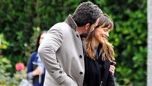 Jennifer Garner und Ben Affleck sehen verliebt aus