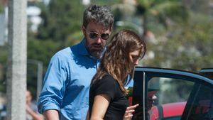 Jennifer Garner und Ben Affleck zusammen in LA