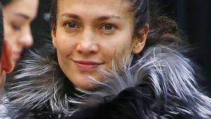 Jennifer Lopez ungeschminkt