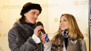 Kaja Schmidt-Tychsen und Tanja Szewczenko bei AWZ
