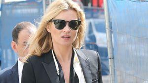 Kate Moss unterwegs in London