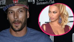 Kevin Federline und Beyonce Collage
