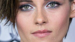 Kristen Stewart guckt leicht abwesend