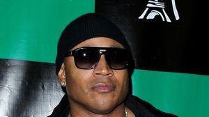 LL Cool J guckt gefährlich