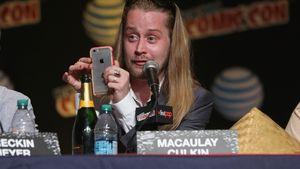 Macaulay Culkin bei Comic Con