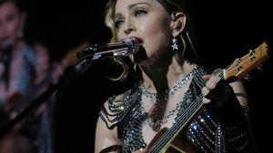 Madonna trauriger Auftritt