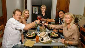 Mallorca-Spezial bei Das perfekte Promi Dinner