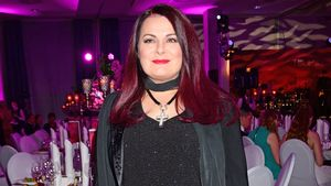 Marianne Rosenberg lächelt