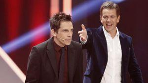 "Markus Lanz präsentiert Ben Stiller bei ""Wetten, dass..?"""