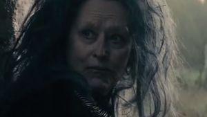 Meryl Streep als die böse Hexe