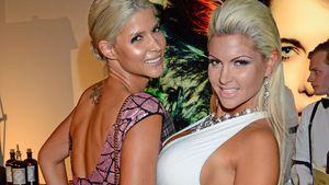 Micaela Schäfer und Sophia Wollersheim posieren