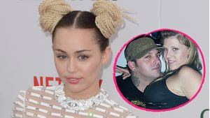 Miley Cyrus und Jodie Sweetin Collage
