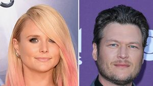 Miranda Lambert und Blake Shelton