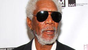 Morgan Freeman geschockt