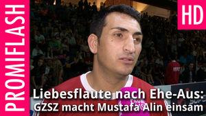 Mustafa Alin guckt ernst