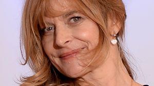 Nastjassa Kinski - schaut freundlich von der Seite