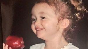 Noah Cyrus als kleines Kind