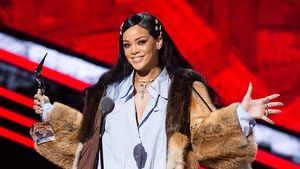 Rihanna bei den BET Black Girls Rock-Awards