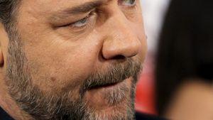 Russell Crowe schaut grimmig
