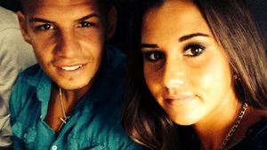 Sarah und Pietro Lombardi auf dem Weg nach Berlin