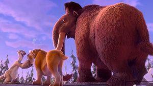 """Sid, Diego und Manni in """"Ice Age - Kollision voraus"""""""