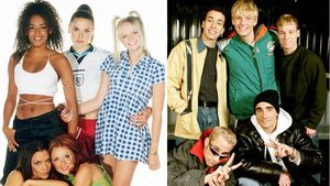 Spice Girls & Backstreet Boys