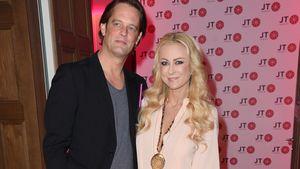 Steffen von der Beeck und Jenny Elvers auf der ITB-Party