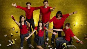 Szene aus Glee