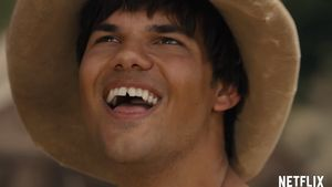 "Taylor Lautner in ""Ridiculous 6"""