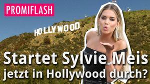 Thumbnail Newsflash Startet Sylvie Meis in Hollywood durch