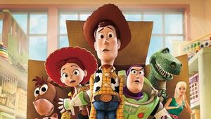Toy Story 3 Filmplakat