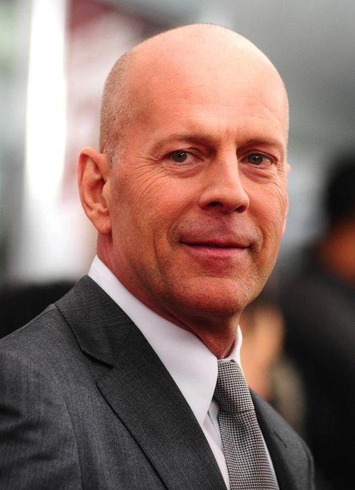 Bruce Willis ist in Weihnachtsstimmung