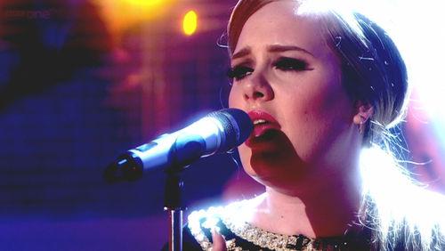 Adele verhalf einer kleinen Patientin zur Genesung