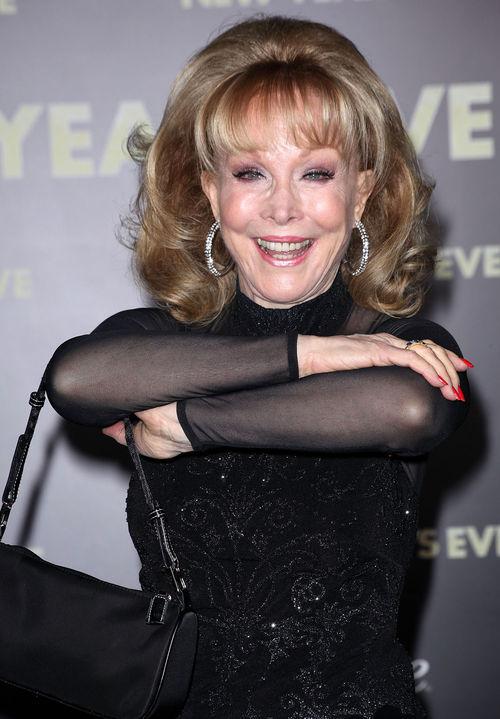 """Barbara Eden spielte die Jeannie in der Erfolgsserie die """"Bezaubernde Jeannie"""""""