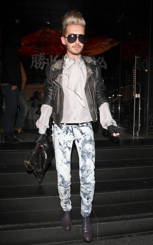 Bill Kaulitz, Tokio Hotel - Bill Kaulitz ist jetzt blond