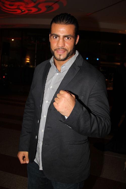 Boxer Manuel Charr wurde in der Nacht von Schüssen getroffen