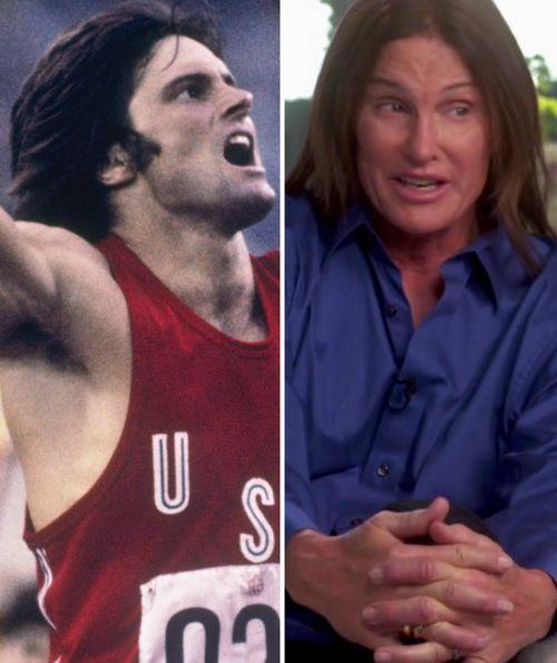 Bruce Jenner steht zu seiner Transsexualität