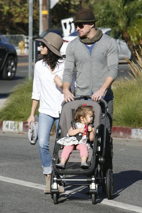 Channing Tatum liebt seine Tochter Everly über alles