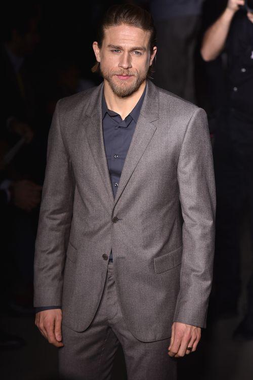Charlie Hunnam ist privat gar kein so harter Kerl