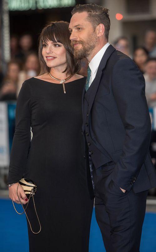 Tom Hardy und Charlotte Riley erwarten ihr erstes gemeinsames Kind