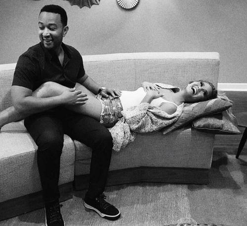Chrissy Teigen und John Legend erwarten ihr erstes Kind