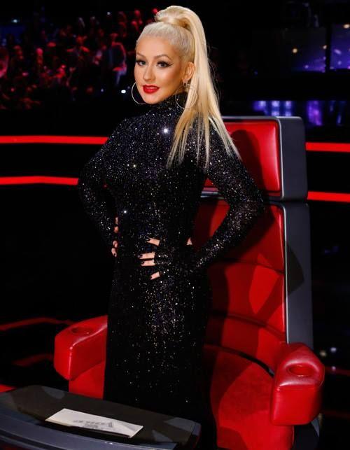 """Christina Aguilera ist bei ihrem """"The Voice""""-Team sehr unbeliebt"""