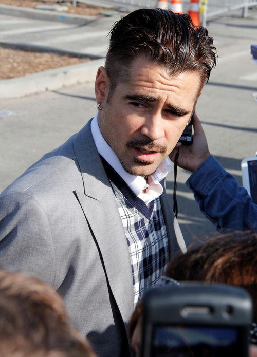 Ist Colin Farrell ohne Drogen kein guter Schauspieler?